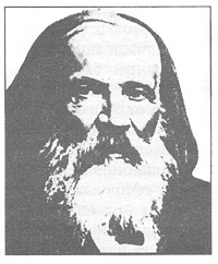 Портрет Д.И.Менделеева (1834-1907) 34 кб